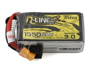 "Tattu ""R-Line 3.0"" 4S LiPo Battery 120C (14.8V/1550mAh) (JST-XH) 