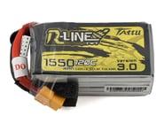 "Tattu ""R-Line 3.0"" 4S LiPo Battery 120C (14.8V/1550mAh) (JST-XH) | relatedproducts"