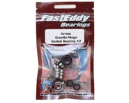 FastEddy Arrma Granite Mega 2WD Sealed Bearing Kit   relatedproducts