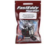 FastEddy Redcat Everest Gen7 1/10 4WD Rock Crawler Sealed Bearing kit | alsopurchased