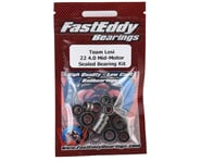 FastEddy Losi 22 4.0 Mid-Motor Sealed Bearing Kit | product-related