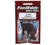 FastEddy RC4WD Gelande 2 Sealed Bearing Kit | product-related