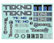 Tekno RC EB48SL Decal Sheet | relatedproducts