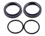 Tekno RC Aluminum Shock Adjustment Nut Set (Gun Metal) (2) | relatedproducts