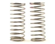 Tekno RC Low Frequency 57mm Front Shock Spring Set (Pink - 3.82lb/in) | alsopurchased