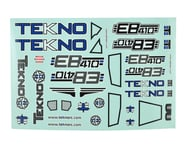 Tekno RC EB410 Decal Sheet | alsopurchased
