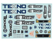 Tekno RC ET410.2 Decal Sheet | alsopurchased