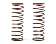 Tekno RC 63mm Rear Shock Spring Set (Pink - 2.4lb/in) (1.3x11.25) | alsopurchased