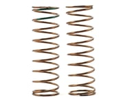 Tekno RC Low Frequency 75mm Front Shock Spring Set (Green - 4.14lb/in) | alsopurchased