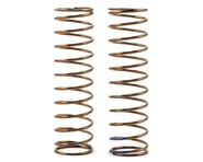 Tekno RC Low Frequency 85mm Rear Shock Spring Set (Purple - 3.37lb/in) | alsopurchased