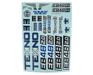 Tekno RC EB48 2.0 Decal Sheet | alsopurchased