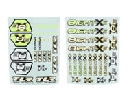 Team Losi Racing 8IGHT-XE Decal Logo Sheet | alsopurchased