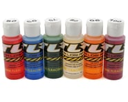 Team Losi Racing Silicone Shock Oil Six Pack (50, 60, 70, 80, 90, 100wt) (2oz) | relatedproducts