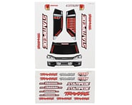 Traxxas Stampede Decal Sheet | alsopurchased