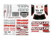 Traxxas Rustler VXL Decal Sheet (2) | relatedproducts