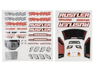 Traxxas Rustler Decal Sheet Set | relatedproducts
