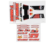Traxxas Decal Sheets:4908 T-Maxx 3.3 | relatedproducts
