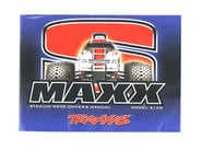 Traxxas Owners Manual (S-Maxx) | relatedproducts