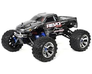 Traxxas Revo 3.3 4WD RTR Nitro Monster Truck w/TQi (Silver) | product-related
