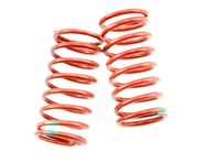 Traxxas Shock Springs (std. rear 90mm) (Green - GTR 3.5) (2) (Revo) | relatedproducts
