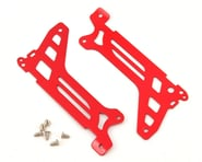 Traxxas Outer Side Plate (2) (Red) | relatedproducts