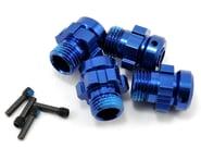 Traxxas 17mm Aluminum Splined Wheel Hub Set (Blue) (4) | product-also-purchased