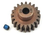 Traxxas Hardened Steel Mod 1.0 Pinion Gear w/5mm Bore (20T) | alsopurchased
