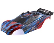 Traxxas Rustler 4X4 VXL Pre-Painted Body w/Clipless Mounting (Blue) | relatedproducts