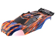 Traxxas Rustler 4X4 VXL Pre-Painted Body w/Clipless Mounting (Orange) | relatedproducts