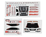Traxxas 1/16 E-Revo VXL Decal Sheet (3) | relatedproducts
