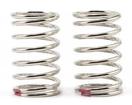 "Traxxas GTR ""Nickel Finish"" Shock Spring Set (2.77 Rate - Pink) (2) 