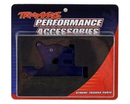Traxxas Rustler 4X4 Aluminum Motor Mount (Blue) | product-also-purchased