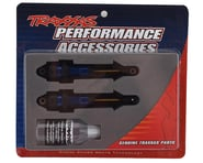 Traxxas Complete GTR Long Shocks w/Tin Shafts (Blue) (2) | relatedproducts
