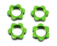 Traxxas X-Maxx 17mm Splined Wheel Nut (Green) (4) | relatedproducts