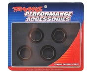 Traxxas X-Maxx Aluminum GTX Threaded Collar (Black) (4) (Hard Anodized) | relatedproducts