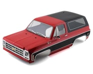 Traxxas 1979 Chevrolet Blazer Complete Body w/Grill (Red) | relatedproducts