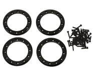 "Traxxas Aluminum 1.9"" Beadlock Rings (Black) (4) 