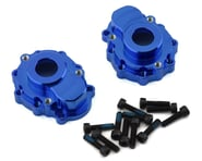 Traxxas TRX-4 Aluminum Front/Rear Outer Portal Drive Housing (Blue) | relatedproducts