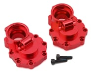 Traxxas TRX-4 Aluminum Rear Inner Portal Drive Housing Set (Red) | relatedproducts