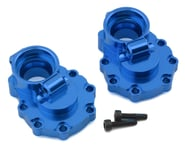 Traxxas TRX-4 Aluminum Rear Inner Portal Drive Housing Set (Blue) | product-also-purchased
