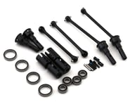 Traxxas Maxx Steel Constant-Velocity Driveshaft Set (4) | relatedproducts