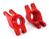 Traxxas Maxx Aluminum Hub Carriers (Red) | relatedproducts