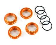 Traxxas Spring Retainer Orange-Anodized Aluminum GT-Maxx Shocks (4) TRA8968A | alsopurchased