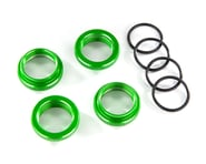 Traxxas GT-Maxx Aluminum Spring Retainer (Green) (4) | product-also-purchased