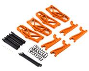 Traxxas Maxx WideMaxx Suspension Kit (Orange) | alsopurchased