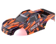 Traxxas Hoss Pre-Painted Body (Orange) | relatedproducts