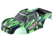 Traxxas Hoss Pre-Painted Body (Green) | relatedproducts
