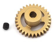 Trinity 48P Ultra Light Weight Aluminum Pinion Gear (3.17mm Bore) (30T) | alsopurchased