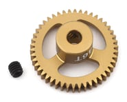 Trinity 64P Ultra Light Weight Aluminum Pinion Gear (3.17mm Bore) (46T) | alsopurchased