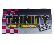 "Trinity Retro ""Parental Advisory"" Pit Mat (42""x 24"") 